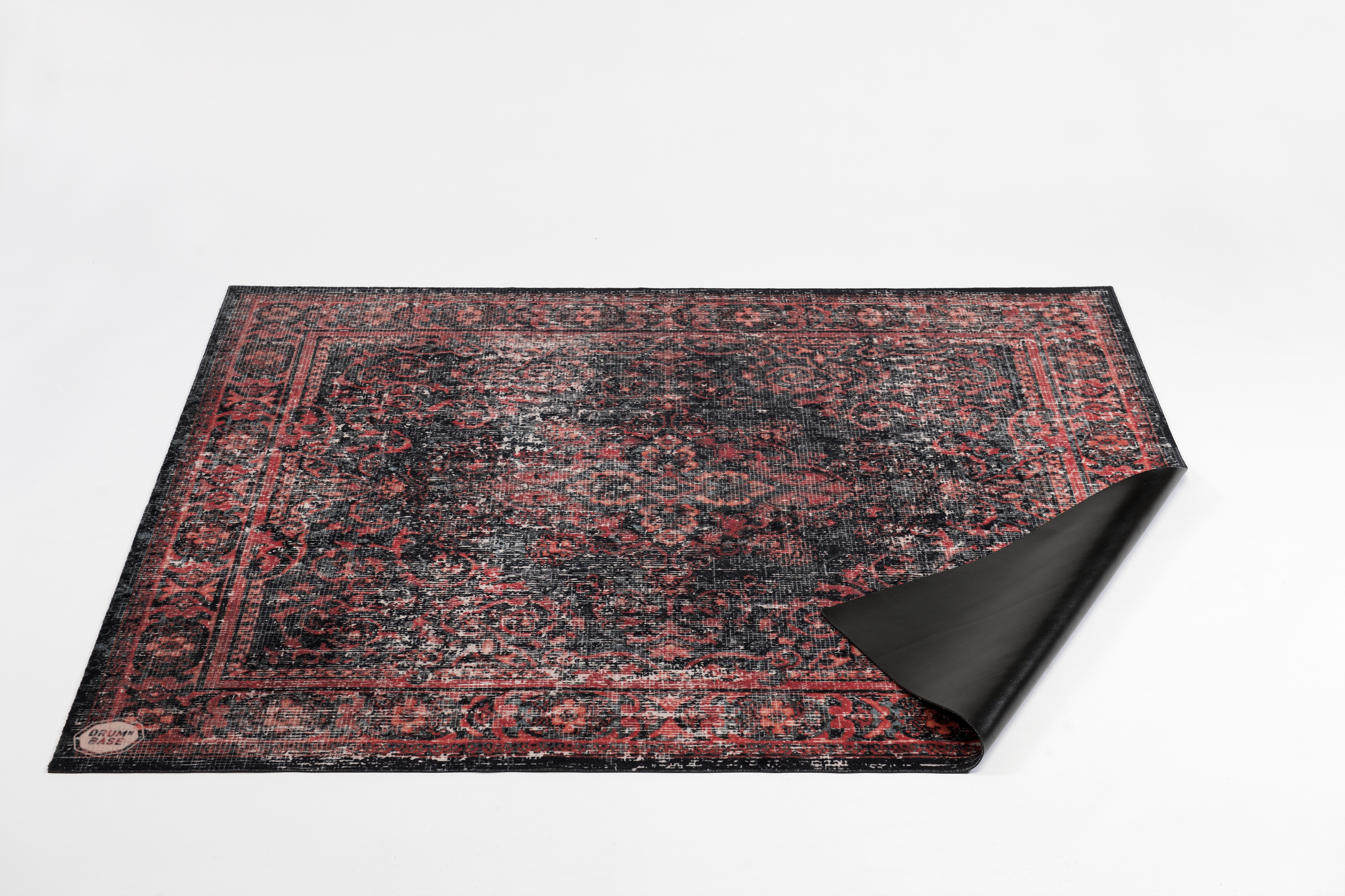 Persian Black Red corner